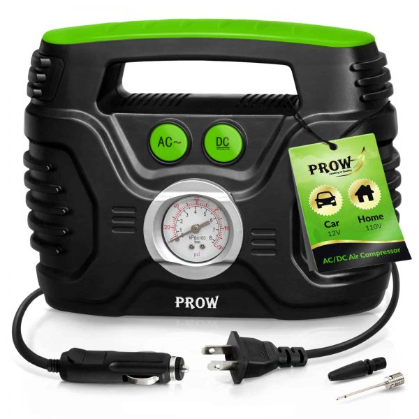 prow analog air pump